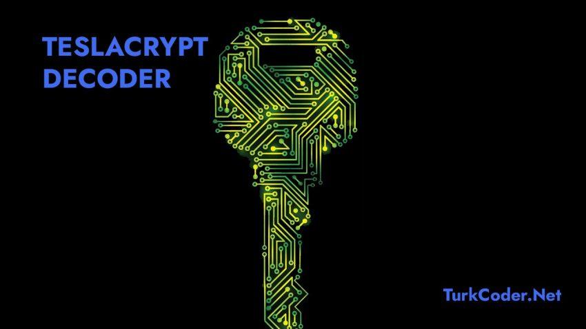 TeslaCrypt Projesi Sonlandı