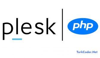Plesk php yükleme
