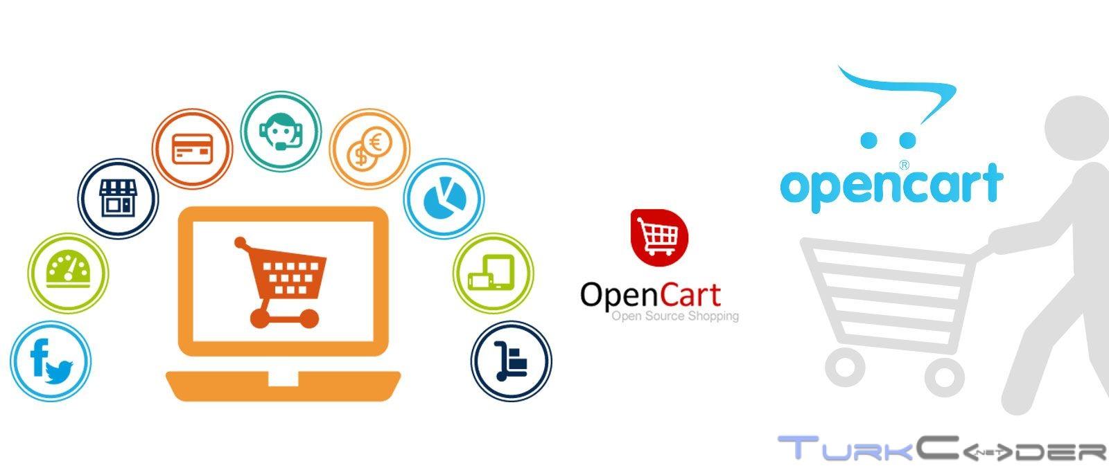 Opencart Teması ve Eklentileri