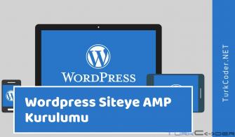 Wordpress Siteye AMP Kurulumu Nasıl Yapılır?