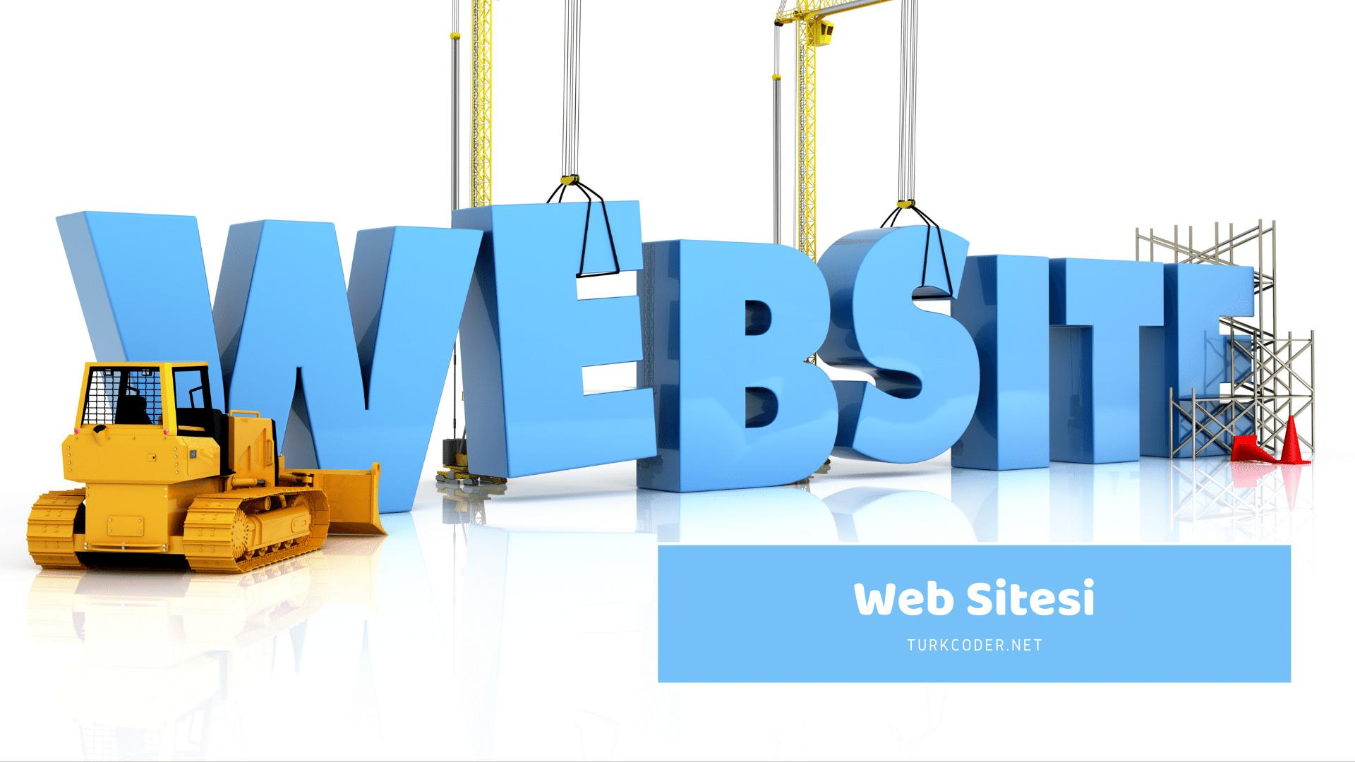 Web Sitesinin Olmazsa Olmazları