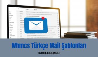 Whmcs Türkçe Mail Şablonları